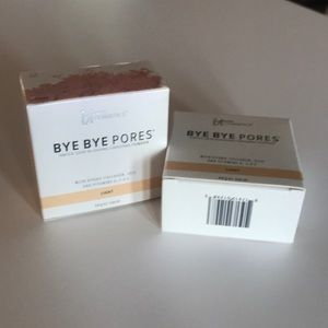 Other - Bye Bye Pores It Cosmetics